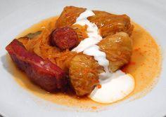 Stuffed Cabbage | Töltött káposzta | Varga Gábor receptje - Cookpad receptek