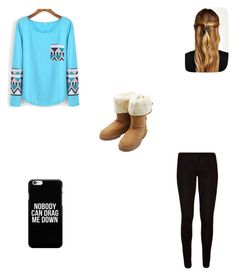 """""""Untitled #35"""" by chatham-s-m ❤ liked on Polyvore featuring M&Co and Natasha Accessories"""