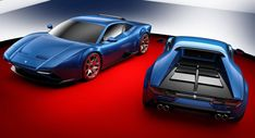 ARES Design Project Panther Brings De Tomaso Pantera Into The 21st Century