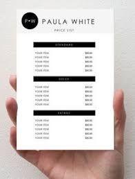 Red roses beauty salon price list template poster for free templates lists . Hair Salon Price List, Photography Price List, Spa Menu, Design Salon, Spa Design, Salon Services, Design Services, Joy To The World, Brochure Design