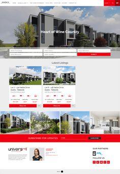 Real Estate Companies, Business Website, Design Development, Image, Home, Ad Home, Homes, House