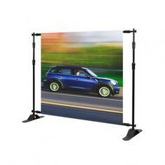 Magic Banner Stand