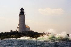 This is the lighthouse  where Emily boards onto a near by cruise ship with kidnapper's!