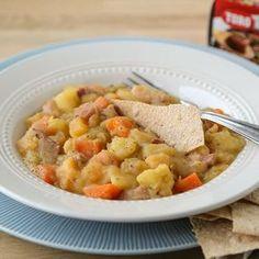 Norwegian Cuisine, Norwegian Food, Potato Recipes, New Recipes, Dinner Recipes, I Love Food, Good Food, Yummy Food, Slow Cooker