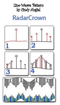 RadarCrown Zen Pattern