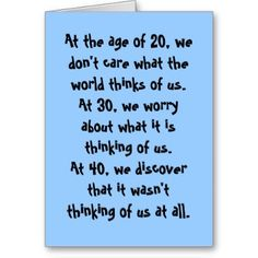 Funny sayings about turning 40 funniest best age quotes funny on turning 40 greeting card m4hsunfo