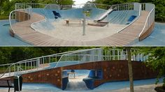 supposed to be accessible (in Netherlands)....sand is not exactly accessible though.  Great idea otherwise!