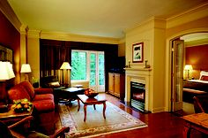 A Stay in the Fairmont Gold Executive Suite at The Fairmont Chateau Whistler Resort Hotel