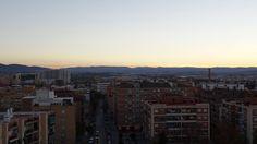 GRANADA | ZAIDIN | Parte del Zaidín, Avenida de Cádiz, edificios del PTS y Faro de FERMASA.