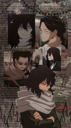 aizawa shouta wallpaper