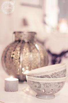 Bol et lanterne marocaine
