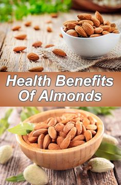 Almonds contain vitamins, minerals, protein, and fiber, and so they may offer a number of health benefits. Just a handful of almonds — approximately 1 ounce — contains one-eighth of a person's daily protein needs.  #healthbenefits #benefitsofalmonds #almonds #almondsbenefits #vitamins #minerals #proteinfood #dryfood #benefitsofdryfood #dryfoodbenefits #healthcare #healthcaretips #healthcaretricks #tipsandtricks Health Benefits Of Almonds, Almond Benefits, Fruit Benefits, Put On Weight, How To Lose Weight Fast, Health And Wellness, Health Care, Protein Foods, Vitamins