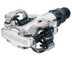 The Shimano SPD Mountain Bike Pedals offers superb performance and excellent value for money. Bike Mtb, Bike Handlebars, Bmx Bikes, Mtb Pedals, Bicycle Pedals, Mountain Bike Pedals, Mountain Biking, Shimano Mtb, Best Road Bike