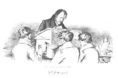 """""""Hegels Antwort auf Kant"""".  Georg Wilhelm Friedrich Hegel war ein deutscher Philosoph, der als wichtigster Vertreter des deutschen Idealismus gilt"""