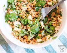 Linssisalaatti + parhaat salaattireseptit