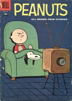 Four Color Series dell comics 878 vintage cartoon cover CENT charlie brown snoopy peanuts charles m schultz Vintage Comic Books, Vintage Cartoon, Vintage Comics, Vintage Tv, Peanuts Cartoon, Peanuts Snoopy, Snoopy Love, Snoopy And Woodstock, Cartoon Posters