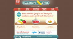 Macaroni Bros, eye-candy design