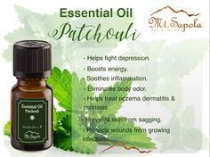 How To Treat Eczema, Patchouli Oil, Body Odor, Aromatherapy, Essential Oils, Personal Care, Pure Products, Bottle, Self Care
