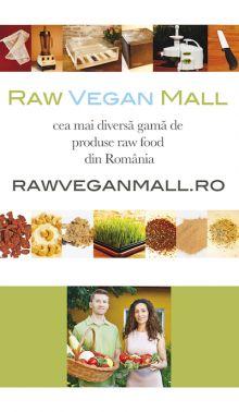 "Ce inseamna ""raw vegan"" sau ""raw food""?"