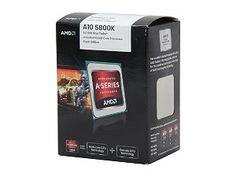 Impecabil, aproape nou  Pret: 419 lei Va asteapta si alte oferte: Procesor AMD Vision A10-5800K Black Edition 3.8GHz FM2 (13.4) AMD QUAD CORE FX-4130, 3.80GHz/Turbo 3,9Ghz, 125 WATI, socket AM3+ (10.9) AMD Vision A6-5400K Black Edition 3.6GHz 65wati sk FM2 (7.4) AMD Procesor CPU Richland A10-Series, X4 6700,3.7GHz, socket …
