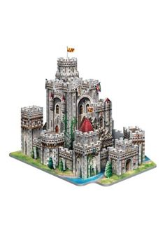 Wrebbit 3D Jigsaw Puzzle King Arthur 3d Puzzlespiele Spieleabend Konig Artus Kinderspielzeug
