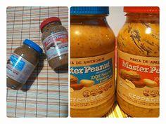 Passatempo/Giveway para viciados em manteiga de amendoim - Master Peanut
