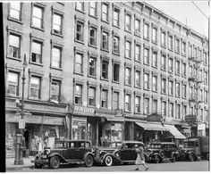 Harlem Street Scenes, 1939, by Sid Grossman