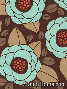 love joel dewberry fabric! I have lots of scraps from Claire's room. I need to figure out what to do with them...