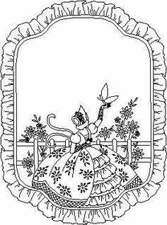 Perga papillons - Nerina D - Picasa Albums Web: Basic Hand Embroidery Stitches, Paper Embroidery, Embroidery Transfers, Hand Embroidery Patterns, Vintage Embroidery, Machine Embroidery, Parchment Design, Parchment Cards, Craft Patterns