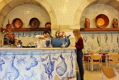 Museum of the Month: The Eccentric Azulejo (Tile) Museum in Lisbon - via The Culture Map 18.04.2014 | One of the special things about visiting the Azulejo Museum is that it's the only one of its kind in the world, furthermore unravelling 500 years of Portuguese history and craftsmanship. #Portugal