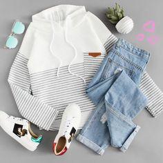 Best Fashion Outfit Ideas For Women Summer Outfits, Winter Outfits, Autumn O. Party Outfits For Women, Teenage Outfits, Teen Fashion Outfits, Outfits For Teens, Trendy Outfits, Ootd Fashion, Fashion Pics, White Fashion, Fashion Ideas