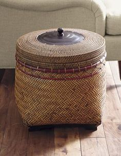 Aidan Sofa More Wicker Baskets Basket With Lid Decoration