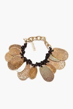 Yves Saint-laurent Multi Charm Bracelet for women - StyleSays