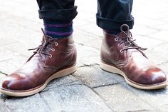 Red Wing Chukka Boots 3141 Red Wing Chukka Boots, Goodyear Welt, Timberland Boots, Mens Fashion, Leather, Shoes, Google, Style, Image