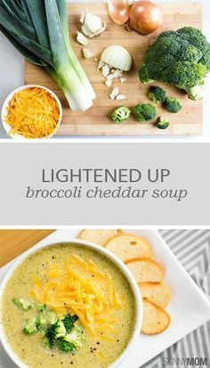 The perfect light winter soup.