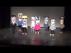 """""""Pillow People"""" skit from the 2015 Faculty Follies presented by the Education Foundation of Fairfield Public Schools, Fairfield, Iowa, Sunday, April Kids Talent Show Ideas, Lip Sync Battle, Show Dance, Pep Rally, Girls Camp, 5th Grades, Elementary Schools, Fundraising, Preschool"""