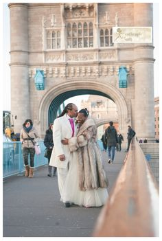 Tower bridge london wedding