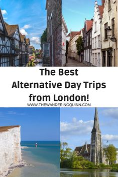 Updated The same day trips from London like Stonehenge, Bath and Brighton often appear but if you want to go on a different day tour from London read this! Europe Destinations, Europe Travel Tips, European Travel, Travel Uk, European Vacation, Travel Abroad, Asia Travel, Travel Guide, Backpacking Europe