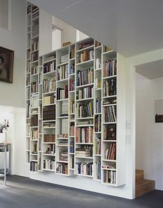 I love books and places to put them.