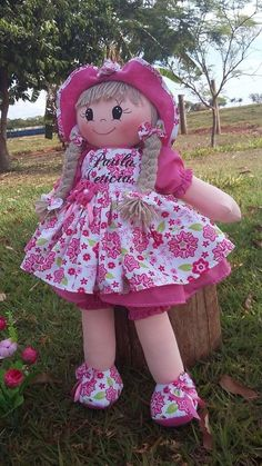 Best 12 PDF cloth doll pattern Tutorial doll is 27 cm / 10 in Doll body Cloth Doll Pattern PDF Sewing Tutorial Soft Doll Doll Dress Patterns, Doll Sewing Patterns, Sewing Dolls, Sock Dolls, Baby Dolls, Crochet Backpack Pattern, Baby Mobile, Doll Crafts, Fabric Dolls
