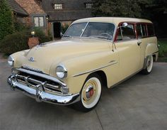 Our Pick of the Day is this 1951 Plymouth Savoy Suburban station wagon