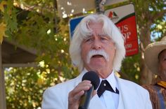 Come see Mark Twain at Gold Rush Day Saturday October 2014 - Downtown Angels Camp! Angels Camp, Cosmetics News, Local Events, Mark Twain, Gold Rush, October, Celebrities, Day, Beautiful
