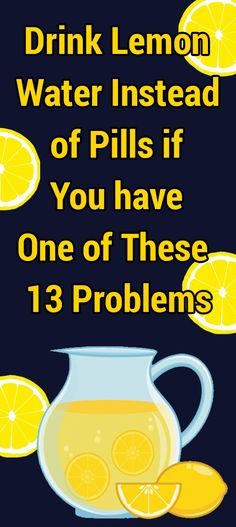 Holistic Health Remedies Drink Lemon Water Instead of Pills if You have One of These 13 Problems Health Tips For Women, Health Advice, Health And Beauty, Health And Wellness, Health Care, Health Fitness, Health Diet, Wellness Tips, Kidney Health