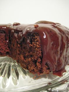 for date lovers- chocolate date cake