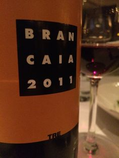 Brancaia Tre 2011 at LAVO in Las Vegas #Wine #Italy #Tuscany #Restaurants #LasVegas