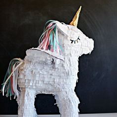 DIY Unicorn Piñata (Craft Gawker)