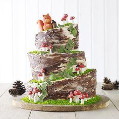 Topsy Turvy Cake Pans - from Lakeland
