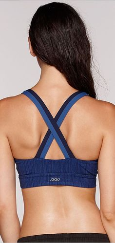 This nice Yoga Bra is a must have now! You will love the captivating design of this bra with the multi-strap front and open back making you feel confident and bold. Take your sports luxe styling to a whole new level. More at http://www.fitnessathome.co/TWIGGY%20YOGA%20BRA