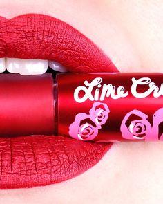 Lime Crime x 9 Lit, Polly, Riley und einige mehr - mel et fel Lime Crime, Make Up, Lipstick, Beauty, Blog, Honey, Glossy Lips, Lipsticks, Makeup