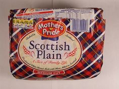 Mothers Pride .... Scottish Plain Loaf ! .... Best bread in the world ... It's unique